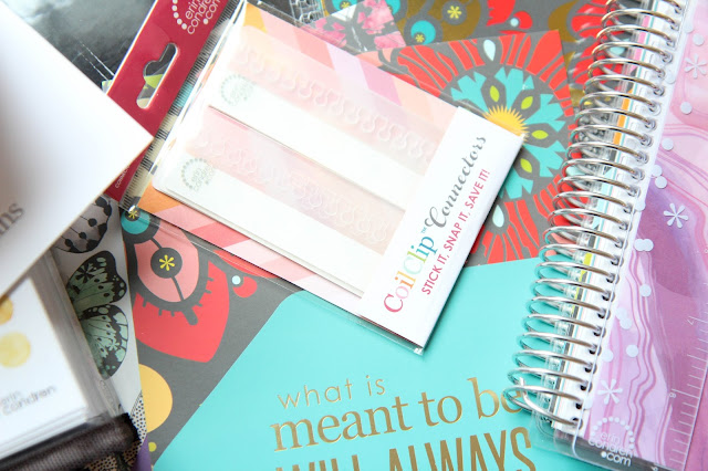 Erin Condren Haul ft. Stylish Storage Pockets & Journal Trio