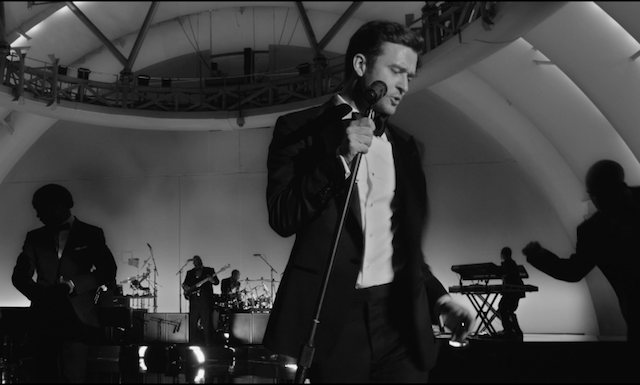 "Official Justin Timberlake and Jay-Z's ""Suit & Tie"" Video, Directed by David Fincher"