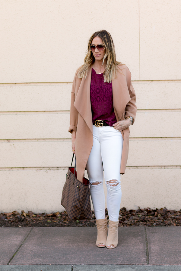 winter white ripped jeans parlor girl