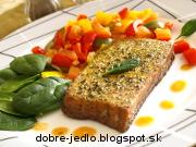 Tuniak so zeleninou - recept