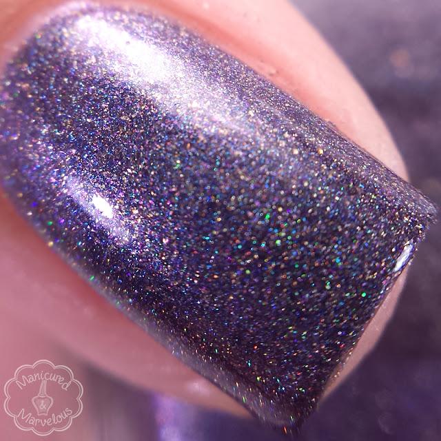 Nail Hoot Lacquer - Dark Matters