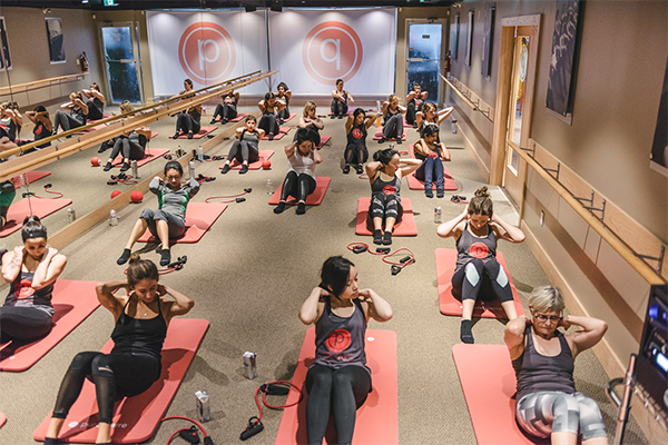 Pure Barre's first Vancouver, BC, Canada studio located in Kitsilano