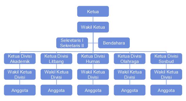 jenis jenis struktur organisasi mahasiswa sosial ya sosial Bagan Organisasi Pt. Ifatama Jaya Kreasi contoh struktur badan eksekutif mahasiswa