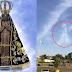 TESTEMUNHO: Nuvem com formato de Nossa Senhora impressiona moradores de Adamantina
