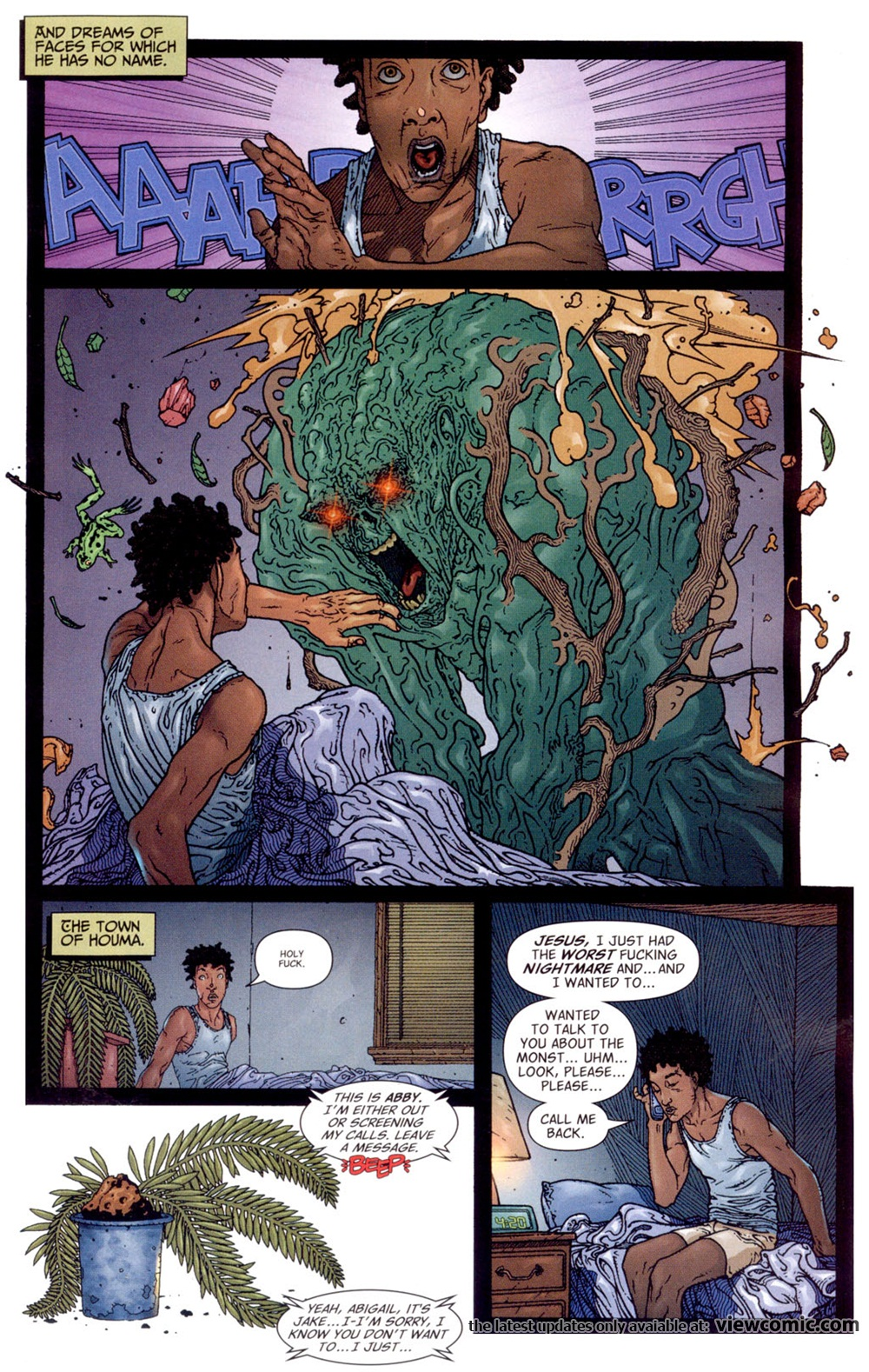 Swamp Thing v4 013 | Vietcomic.net reading comics online for free