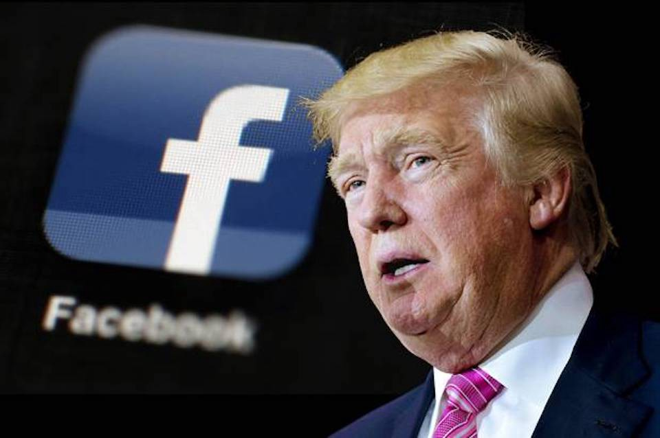Facebook played an important role in Donald Trump's victory in the 2016 presidential election. Indeed, advertisements targeted by voters on Facebook have been very helpful for Trump.