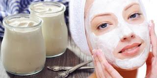 Masker untuk kulit wajah kering