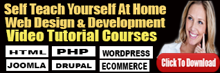 Download Website Design Video courses
