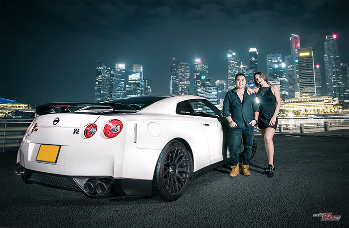 Car: 2009 Nissan GTR R35 Owner: Randel