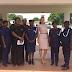 Photos: Iara Oshiomole receives NSCDC officials