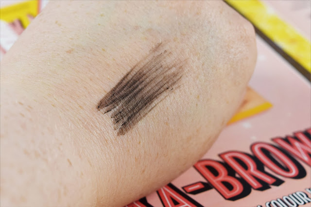 Benefit Ka Brow Shade 6 Swatch