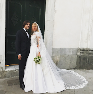 abito da sposa alta moda nozze vip italia