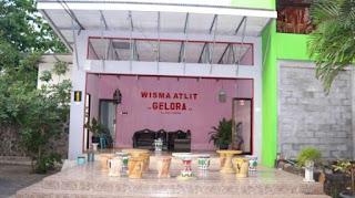 Wisma Gelora Atlit Banyuwangi Homestay.