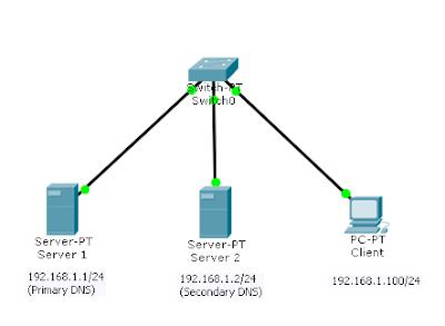 topology secondary dns pintar network