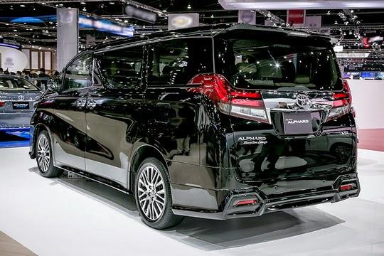 Jual All New Alphard Forum Grand Avanza Eksterior Allnew Vellfire Toyota Murah Bekasi 0822 1071 1782 Perubahan Signifikan Pada Tidak Saja Mesin Suspensi Dan Dimensi Mobil Yang Lebih Luas Sangat Terlihat Dari Sisi