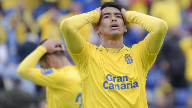 Hasta tres ocasiones de gol falló Araujo