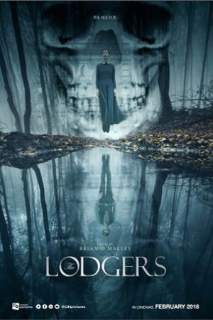 Film The Lodgers 2018 Bioskop