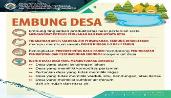 di jelaskan bahwa selain untuk membangun dan memberdayakan masyarakat desa Apa itu Lintas Bidang di Prioritas Dana Desa 2018