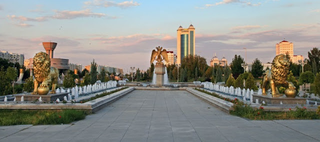 Aşkabat - İstanbul Uçak Bileti