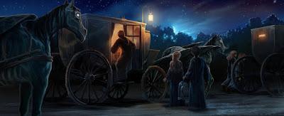 Видими тестроли - Pottermore