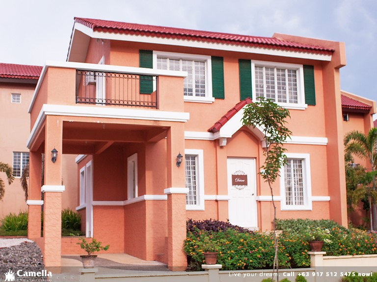 Drina - Camella Cerritos| Camella Prime House for Sale in Daang Hari Bacoor Cavite