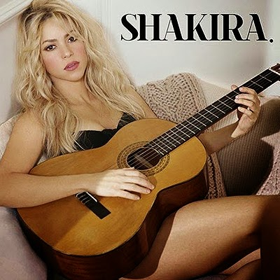 Shakira promotional pictures
