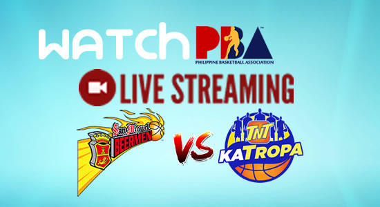 Livestream List: SMB vs TNT game live streaming January 13, 2018 PBA Philippine Cup