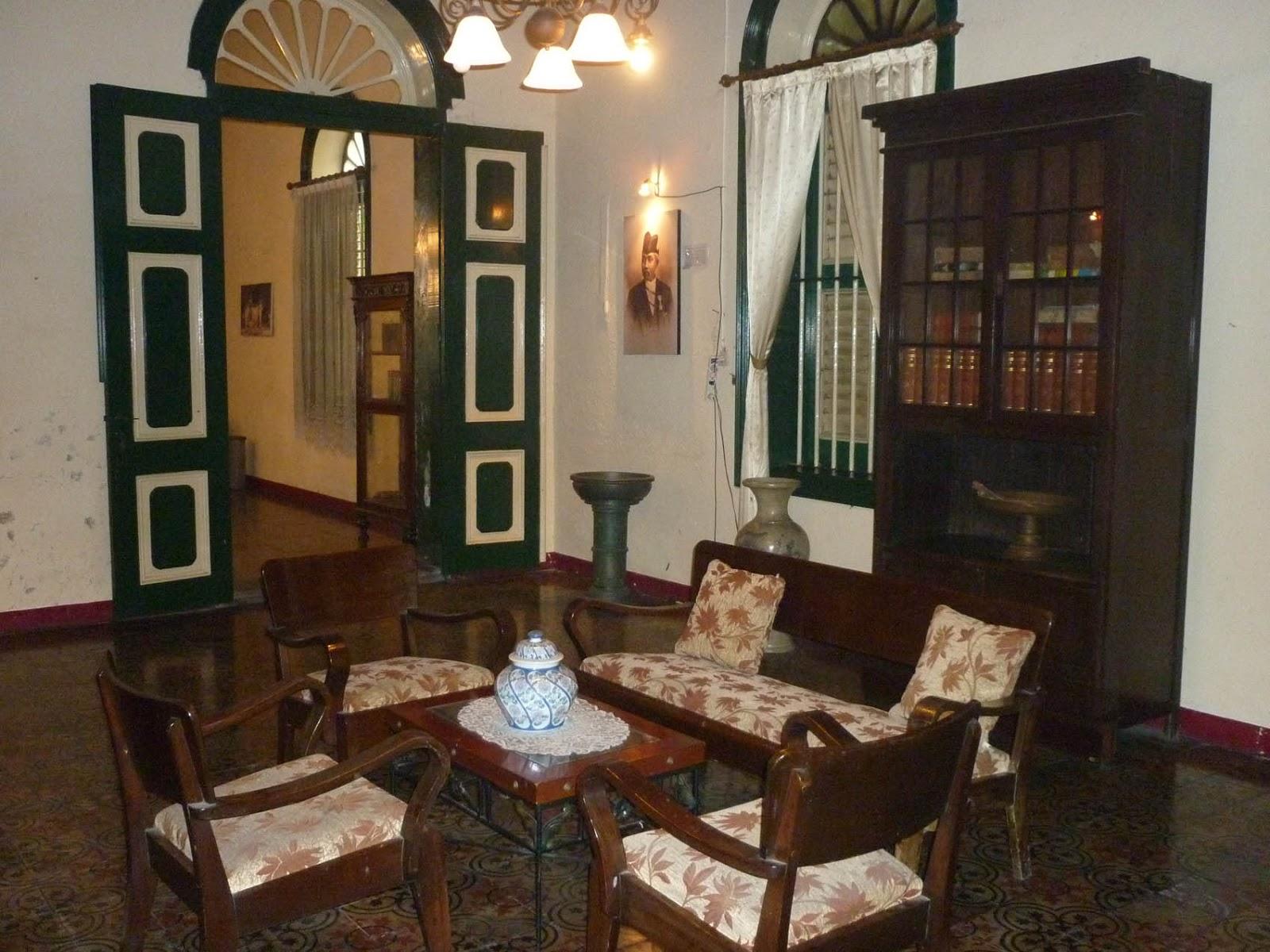 ruang tamu rumah desa — brad.erva-doce