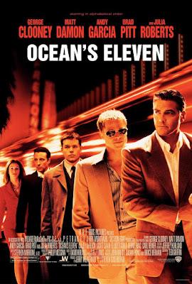 Ocean's Eleven Poster