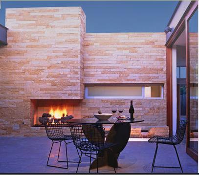 Fotos de terrazas terrazas y jardines terrazas de casas for Casa minimalista 2 plantas