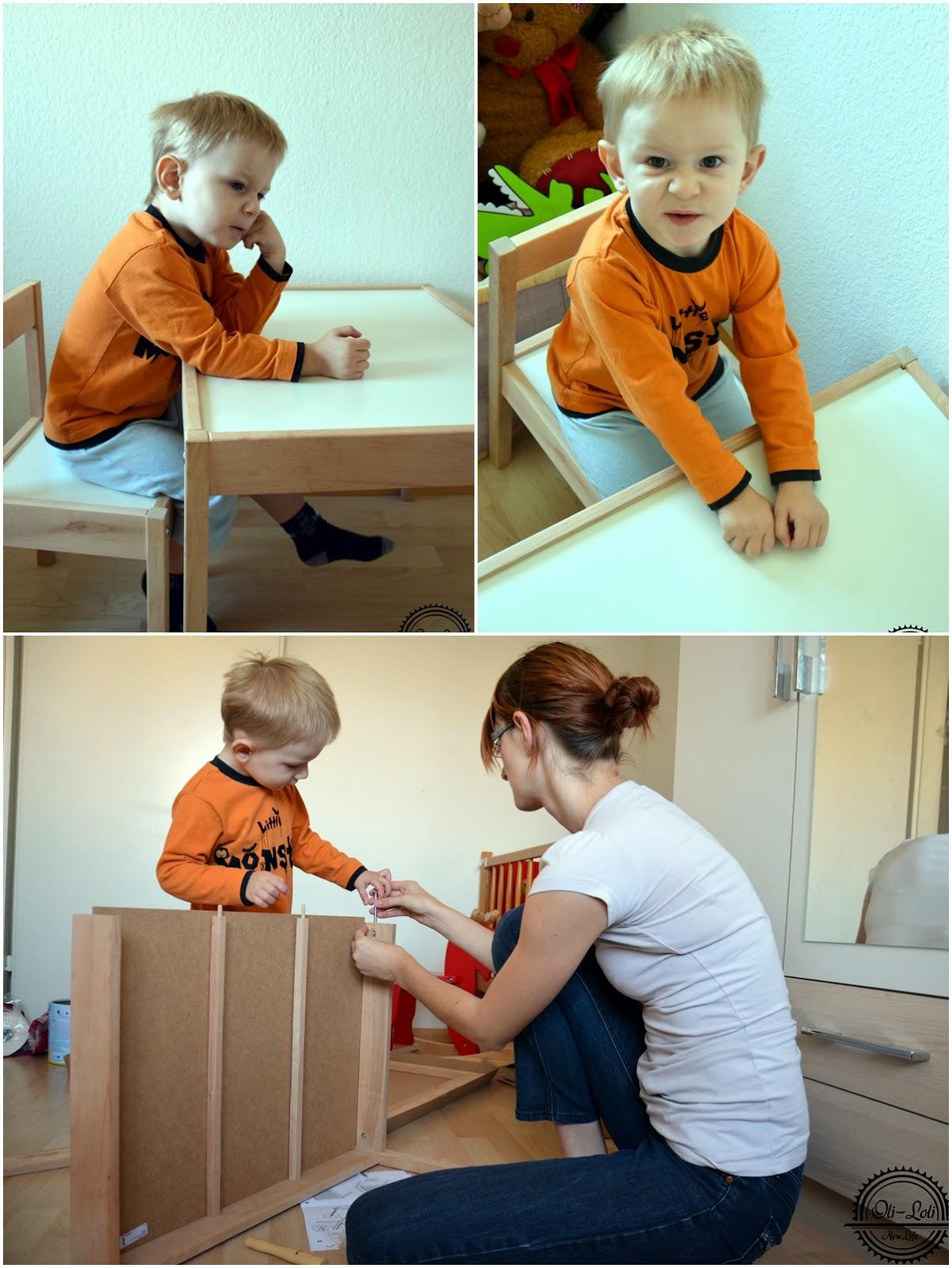 Pozwalam aby dziecko mi pomagało