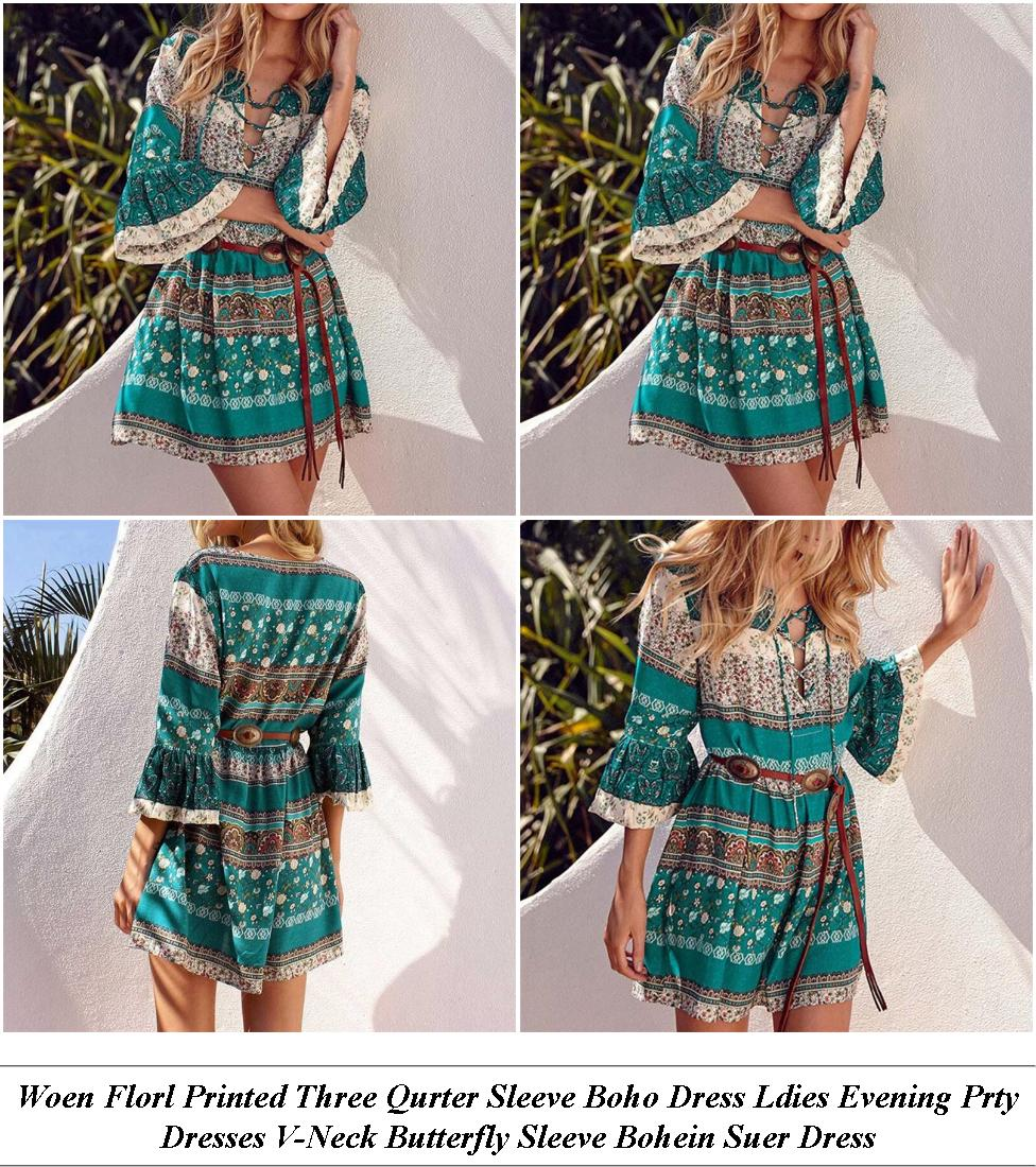 Monsoon Dresses - Clothes Sale Uk - Off The Shoulder Dress - Cheap Clothes Online