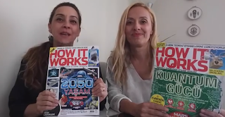 How it Works Türkiye Dergisi Tanıtımı Video Youtube