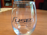 Winnebago Fuse Wine Glass