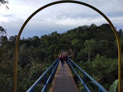 Mencari Jejak Bukit Pangonan Yang Konon Katanya melewati talang