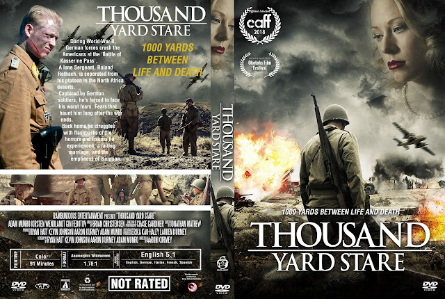 Thousand Yard Stare DVD Cover