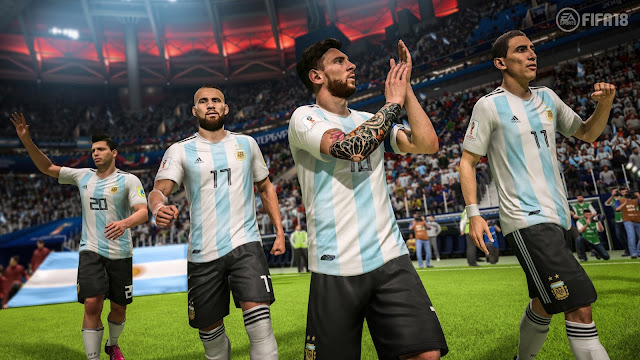 @EA Announces FREE #WorldCup #FIFA18 #Russia Content @EASportsFIFA #Game