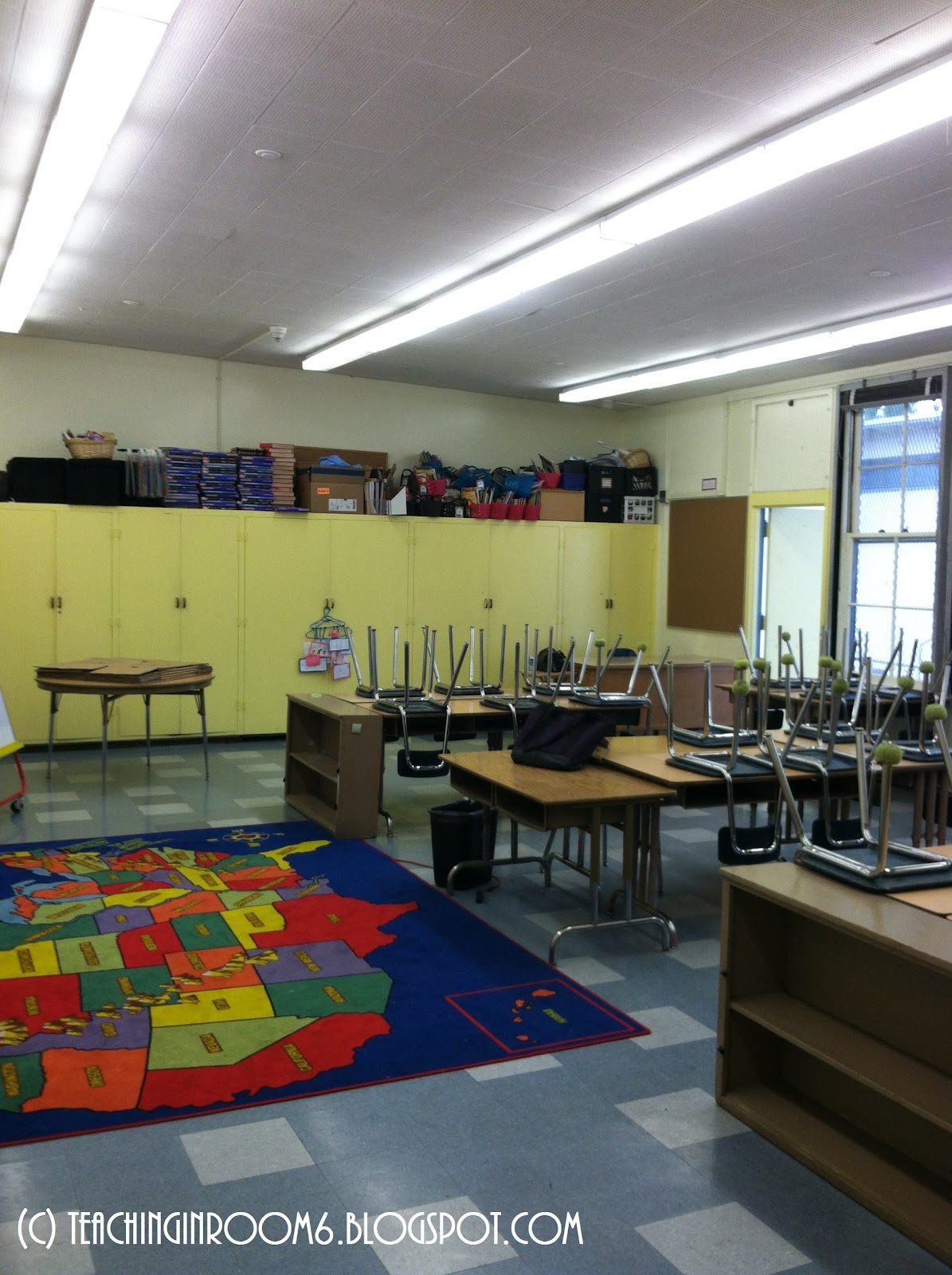 Tour Mrs Moorman S 5th Grade Classroom