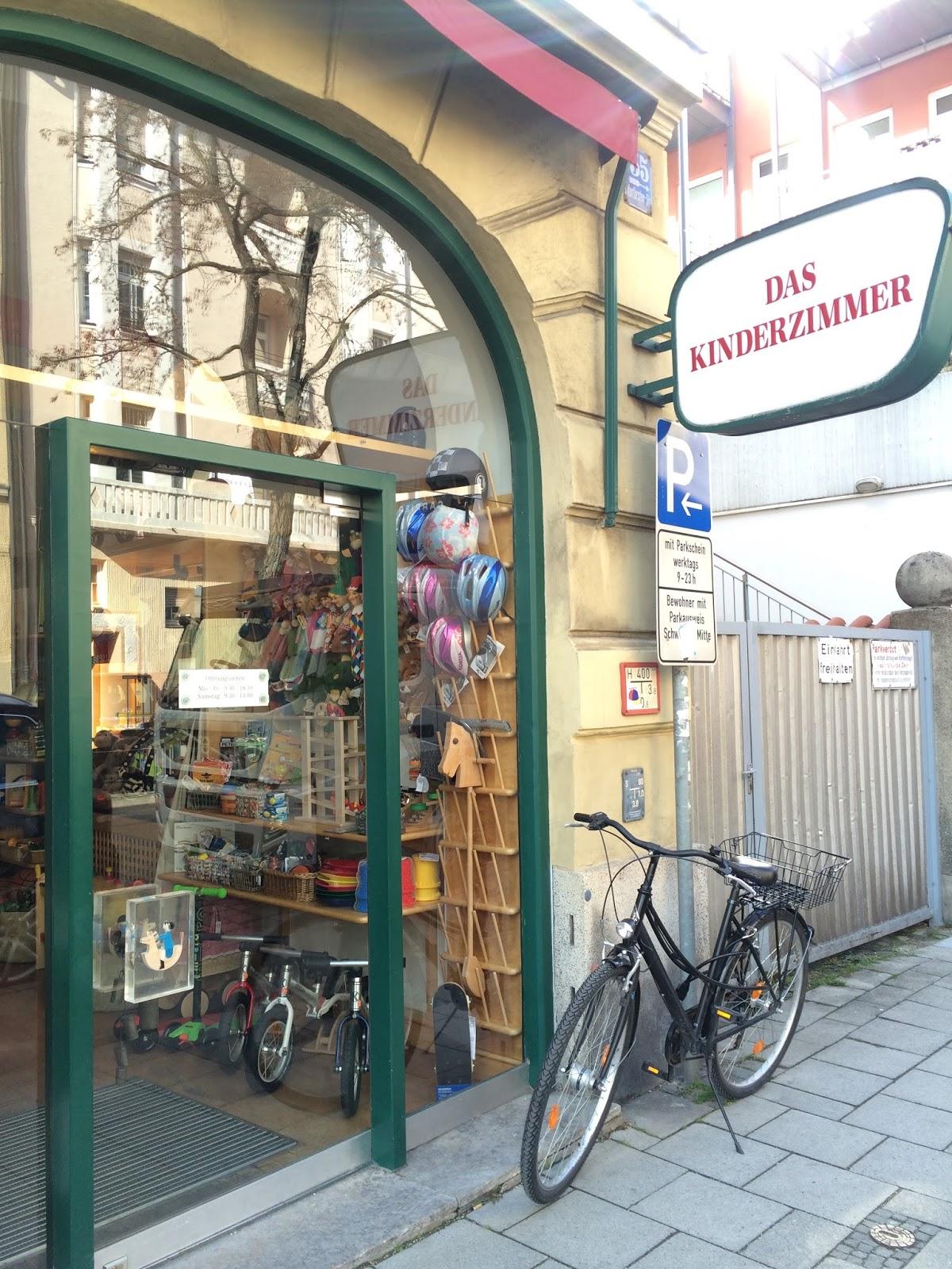 Verrückt nach München | {Kinderzimmer münchen 0}