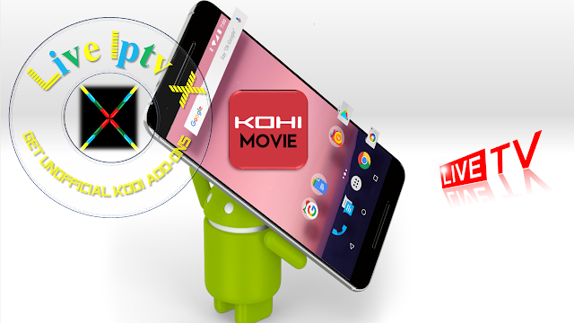 Kohi Movie Iptv App