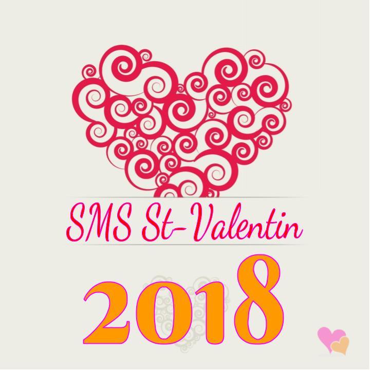 Saint valentin 2018 sms textos po sie d 39 amour - Lettre saint valentin pour son cheri ...