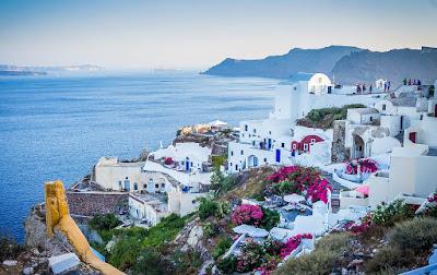 Conoce Grecia - Santorini