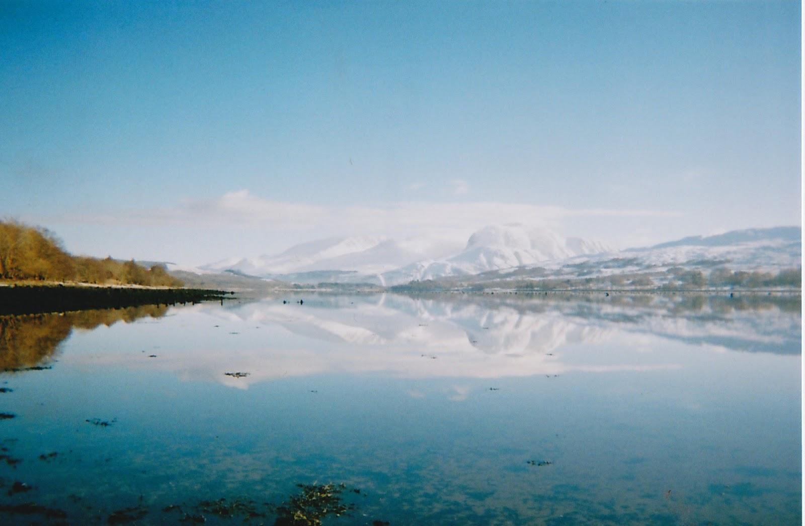 ben nevis scotland film photos