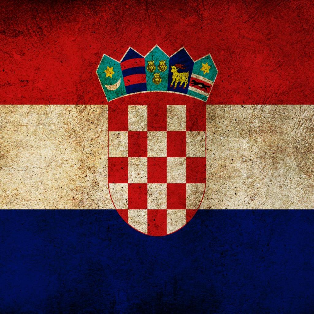 graafix flag of croatia republic