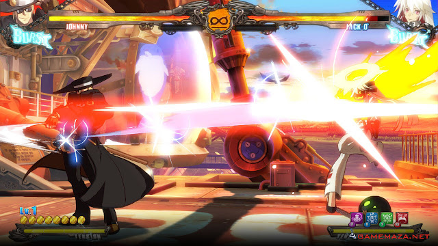 Guilty Gear XRD Gameplay Screenshot 4