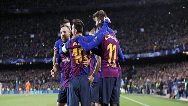موقع مدريدي: برشلونة تأهل لربع نهائي الأبطال بمساعدة الحكام