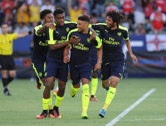 Arsenal vence o Chivas e fica 100% na América