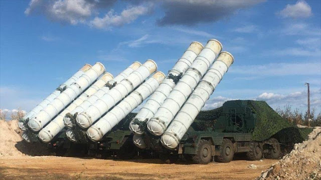 Siria: Los S-300 son suficientes para responder a amenazas israelíes