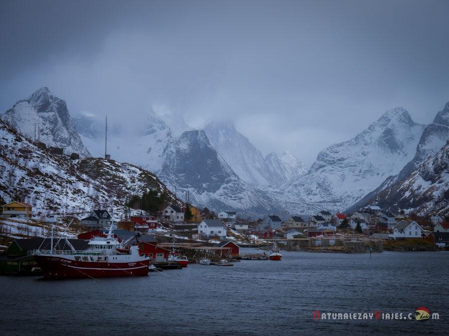 Reine, Islas Lofoten