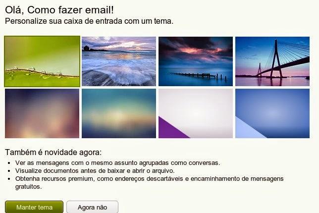 Como fazer uma conta no Yahoo gratuita passo a passo para iniciantes